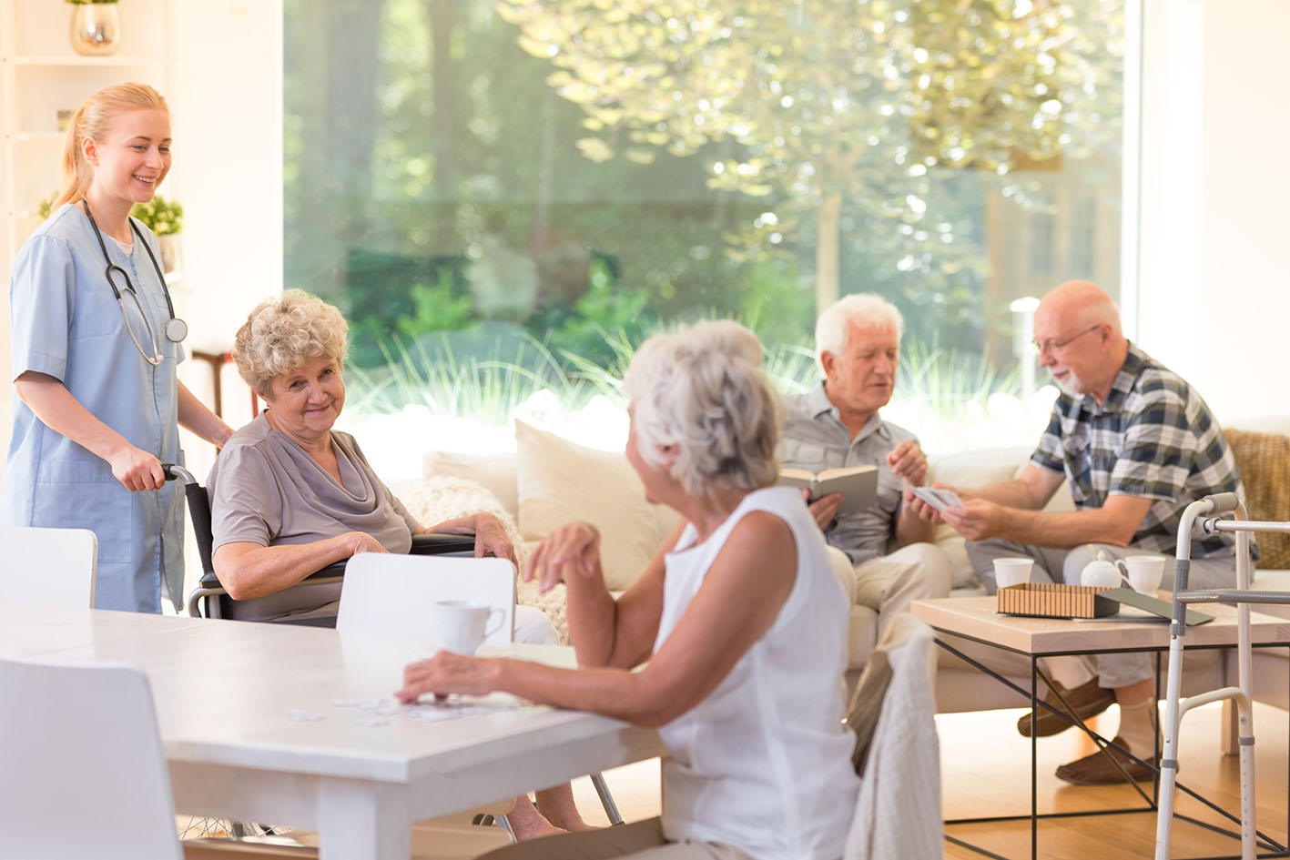 Assisted Living Three Times Less Likely to Get Bad Reviews